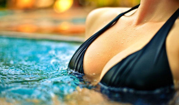 Aumento de mamas antes y después. Cambio de sexo en Madrid